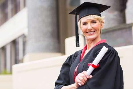 1 em cada 3 universitários tem 30 anos ou mais.