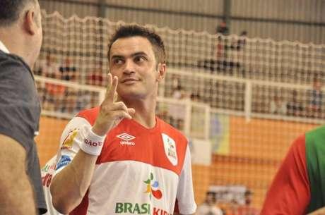 Ala Falcão é um dos destaques da Seleção (Foto: Reprodução/Facebook)