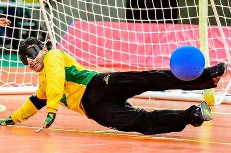 Brasil voltará a jogar na terça-feira contra a Alemanha, no encerramento a primeira fase (Foto: Divulgação/CPB)
