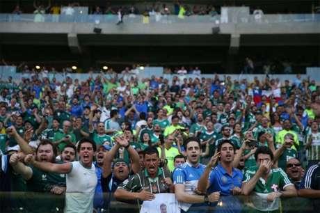 Allianz Parque receberá bom público na quarta-feira (Foto: Ari Ferreira)