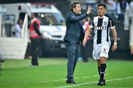 Argel teve passagem curta pelo Figueirense (Foto: Alexandre Battibugli Agência Lancepress!)