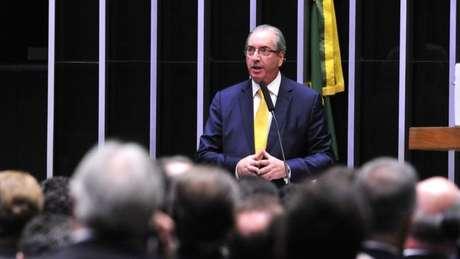 Cunha teria mais de R$ 15 milhões em contas na Suíça