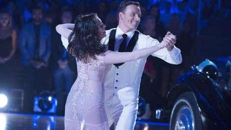 Ryan Lochte participa do programa 'Dança com as Estrelas'