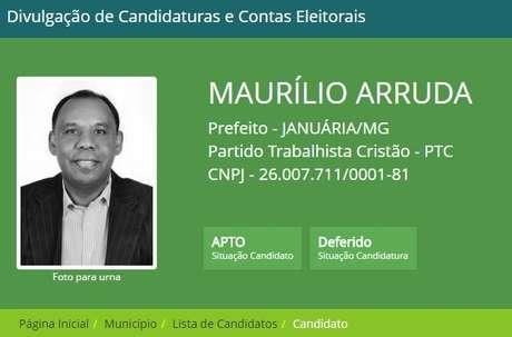 Suspeito de desvios milionários na prefeitura, Maurílio Arruda foi preso durante a operação Rua da Amargura
