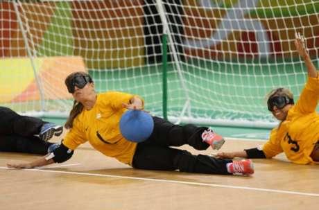Seleção feminina derrota a Ucrânia por 10 a 0 (Foto: Cezar Loureiro/MPIX/CPB)