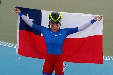 María José Moya nuevamente campeona del mundo — Imparable