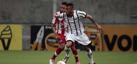 Alemão disputava a Série B desse ano pelo Bragantino (Foto: Reprodução)