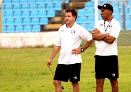 Ramón Menezes será o terceiro treinador do Joinville na temporada (Foto: Site Oficial)