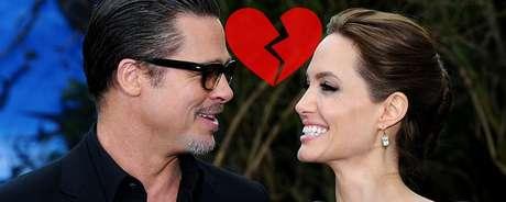 Brasd Pitt e Angelina Jolie se separam, diz site 'TMZ'