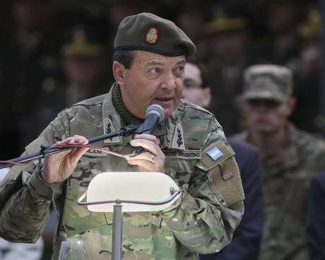 Citan a declarar a Milani — Enriquecimiento ilícito