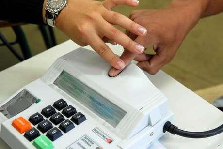Votação biométrica será usada nas eleições de outubro deste ano