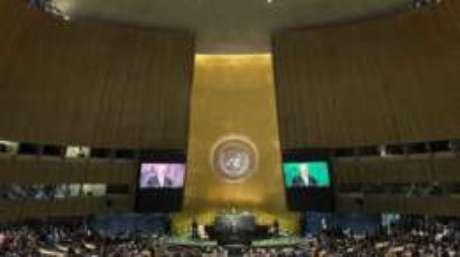 Temer na Assembleia Geral da ONU: delegações de alguns países latino-americanos saíram do plenário durante discurso