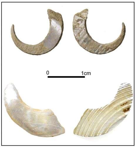 O gancho de 1,4 centímetros de comprimento é um achado raro em técnicas de pesca da Idade da Pedra.