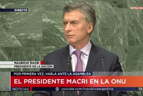 Macri dice que no hablaron de soberanía con la premier británica