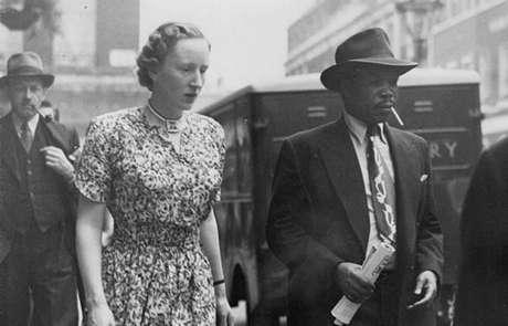 O casamento com Ruth Williams fez com que Seretse fosse exilado