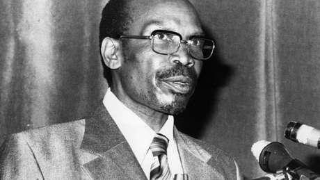 Seretse Khama morreu quando ainda ocupava a Presidência de Botswana, em 1980