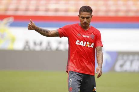Guerrero está de volta ao time do Flamengo (Foto: Gilvan de Souza/Flamengo)