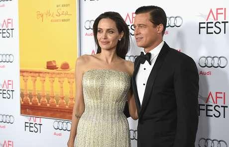 'Separan' figuras de cera de Jolie y Pitt