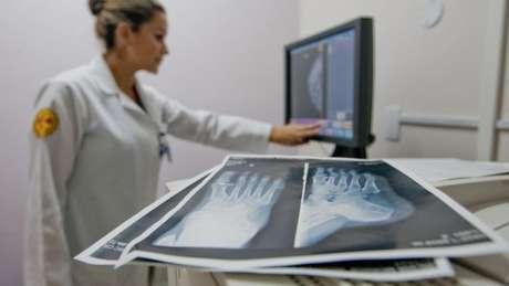 Profissional do Mais Médicos no Rio Grande do Sul
