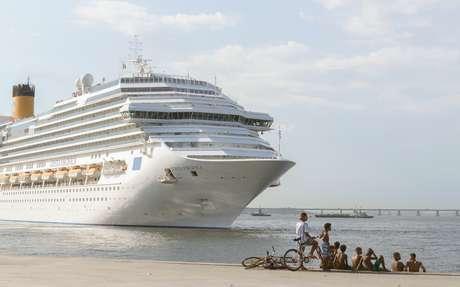 A Norwegian Line Cruise está estreando no Brasil nessa temporada!