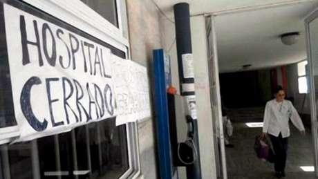 Paro por 48 horas de los médicos de los 80 hospitales bonaerenses