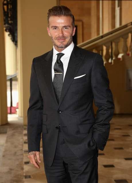 David Beckham, de 41 anos
