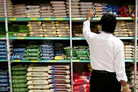 Recuo da inflação na prévia de setembro foi influenciado pela queda de preços de 0,01% nos alimentos