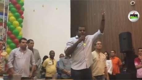 No Maranhão, logo e nome do partido ainda aparece na campanha de Fábio Câmara, que disputa a prefeitura de São Luís