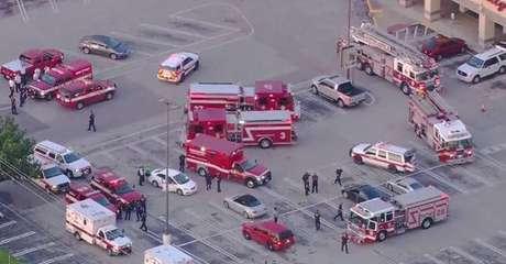 Tiroteo en Houston deja varias personas heridas