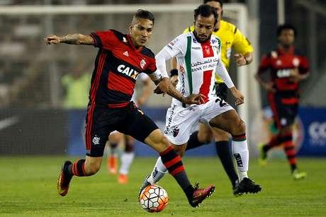 Resumen y goles del partido por Copa Sudamericana — Flamengo vs Palestino