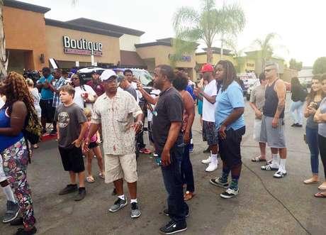 La muerte de otro afroamericano desata nuevas protestas — EEUU