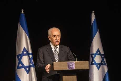 Shimon Peres morreu nesta quarta-feira (28) aos 93 anos