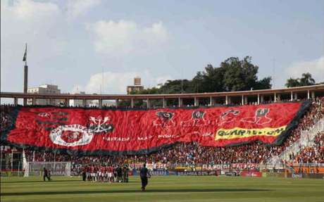 Torcida do Flamengo no Paca (LANCE!)
