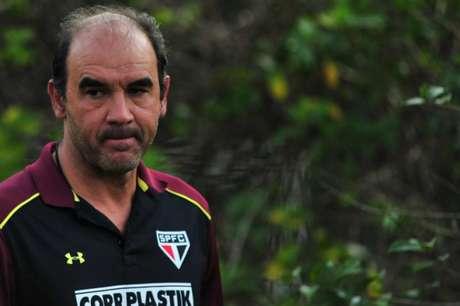 Ricardo Gomes tem sido pressionado no São Paulo (Foto: Maurício Rummens/Fotoarena/Lancepress!)
