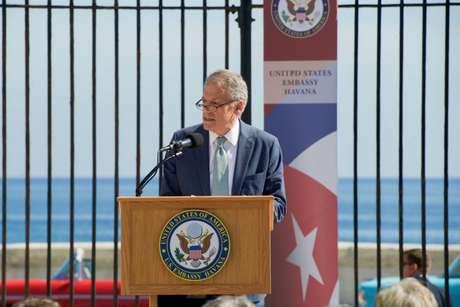 O presidente dos Estados Unidos, Barack Obama, nomeou nessa terça-feira (27) o primeiro embaixador norte-americano em Cuba, após mais de 50 anos de relações diplomáticas rompidas