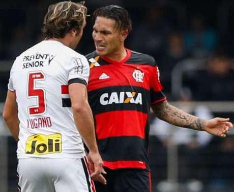 Guerrero não enfrenta o Santa Cruz (Foto: Marcello Zambrana/AGIF)
