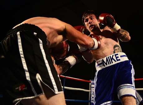 Un boxeador escocés falleció tras una paliza sobre el ring