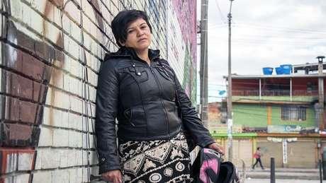 """Sandra diz ter deixado as Farc porque estava """"sem saída"""" e quer entrar na política para lutar por direitos de ex-combatentes"""