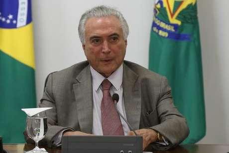 Temer irá se reunir, hoje, com os presidentes da Argentina e do Paraguai