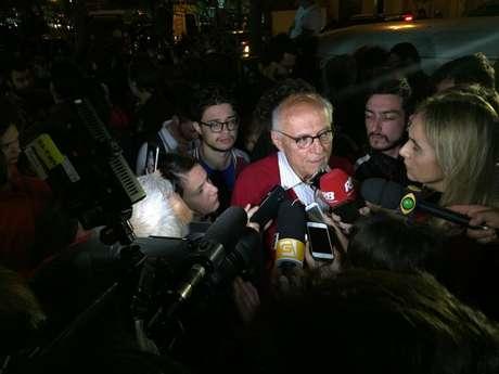 Ex-senador Eduardo Suplicy se tornou o vereador mais votado do País