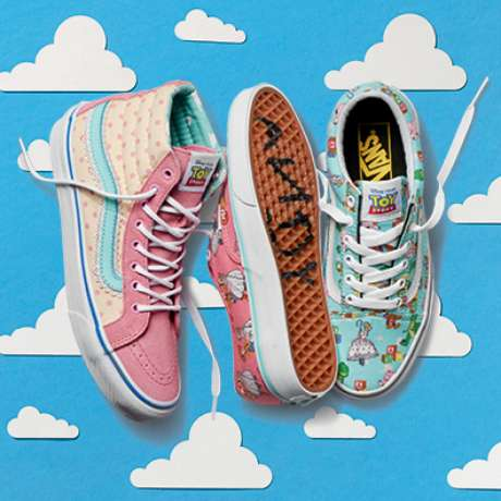 Vans Toy Story Andy Comprar