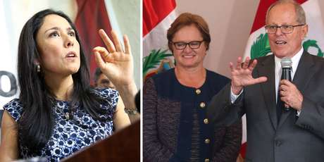 Nadine Heredia: critica oficina creada para asistir a la primera dama
