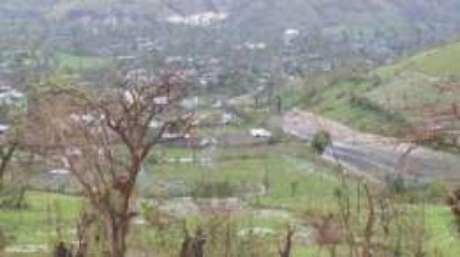 Algumas das cidades mais atingidas foram Jeremie e Les Cayes