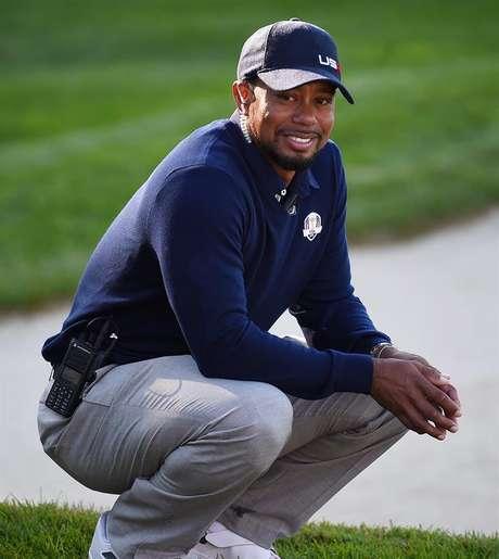 cf5b3e5d7 Tiger Woods voltará ao circuito na próxima semana após mais de um ano