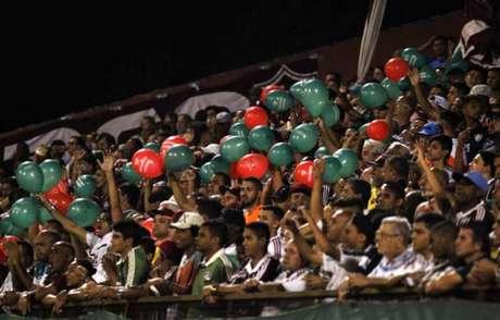 Torcida do Fluminense já pode comprar ingressos para o clássico de quinta-feira (Foto: Divulgação/Fluminense)