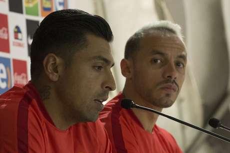 Marcelo Díaz: Esta selección ha demostrado que aún tiene mucho por demostrar