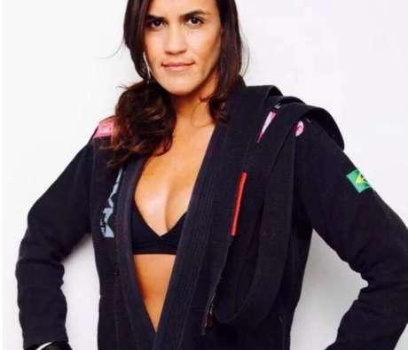 Atleta é faixa-preta de jiu-jitsu há 17 anos - (Foto: divulgação)
