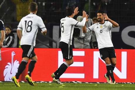 Alemania vs. Irlanda del Norte se enfrentan por las Eliminatorias europeas