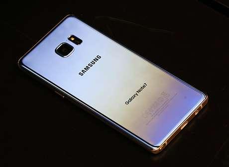 Samsung Note 7 ficou famoso não por sua tecnologia, mas pelos casos de explosão do aparelho.