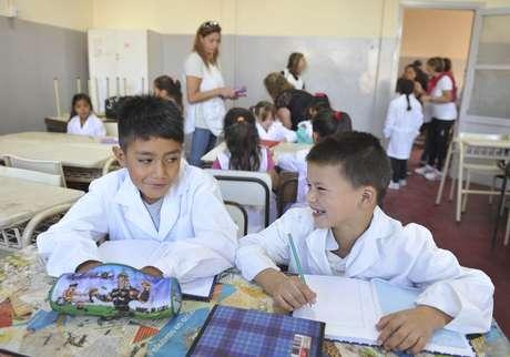 18.350 alumnos participaron del operativo — Aprender